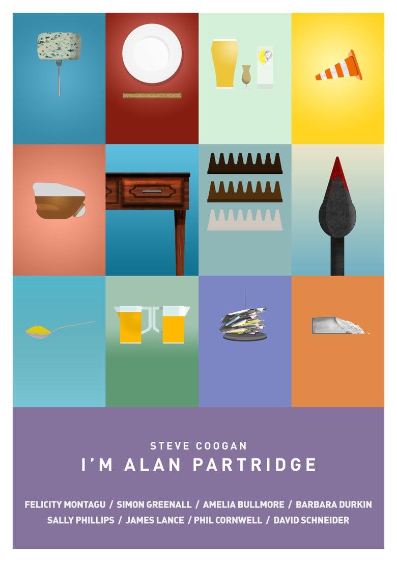 Image of I'm Alan Partridge poster