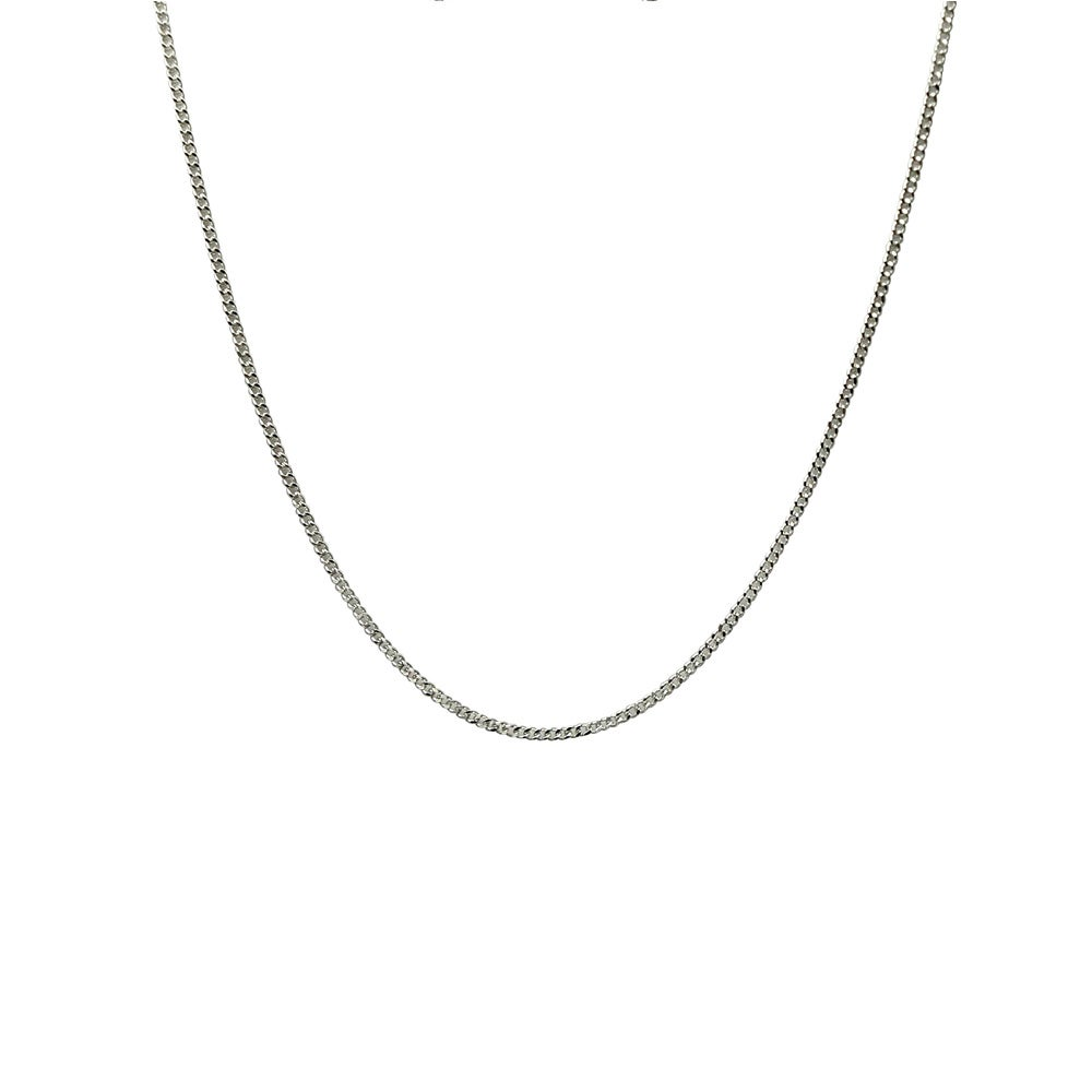 """Image of Upgrade to 18"""" Chain (Sterling Silver)"""