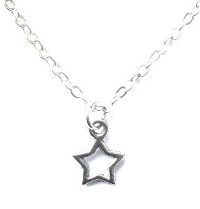 Image of Cute Mini Star Necklace