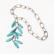 Image of Turquoise Lariat