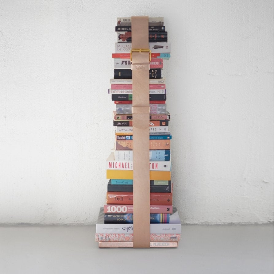 Image of Assemblages Book Girth Belt