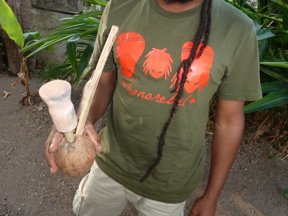 Image of Coconut Ital Chalice Vaporizer™
