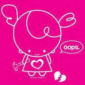 Image of Pink Tee: Oops!