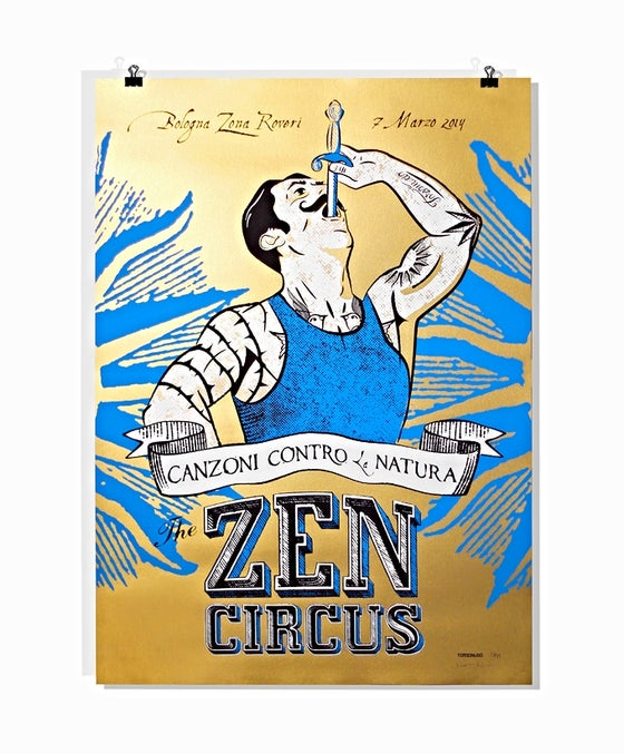 Image of the zen circus