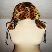 Image of Cheetah Print Faux Fur Hats!