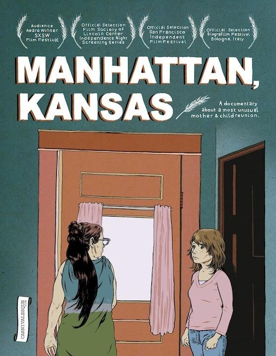 Image of DVD only - Manhattan, Kansas