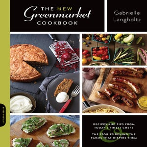 Image of The New Greenmarket Cookbook