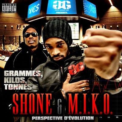 "Image of SHONE & MIKO CD ""GRAMMES, KILOS, TONNES"""