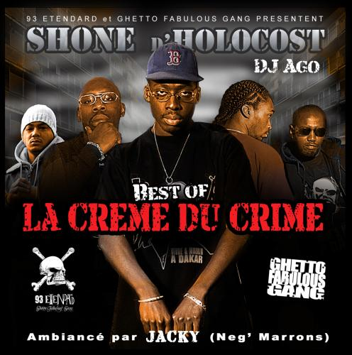 "Image of SHONE CD ""LA CREME DU CRIME 1"""