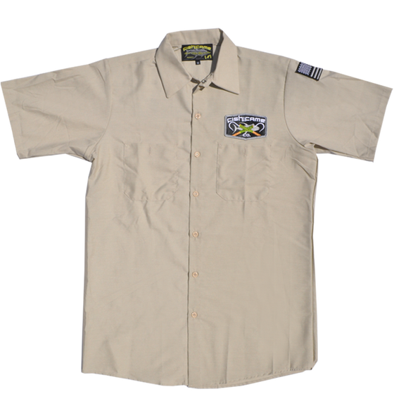 Image of Crew Shirt (khaki)