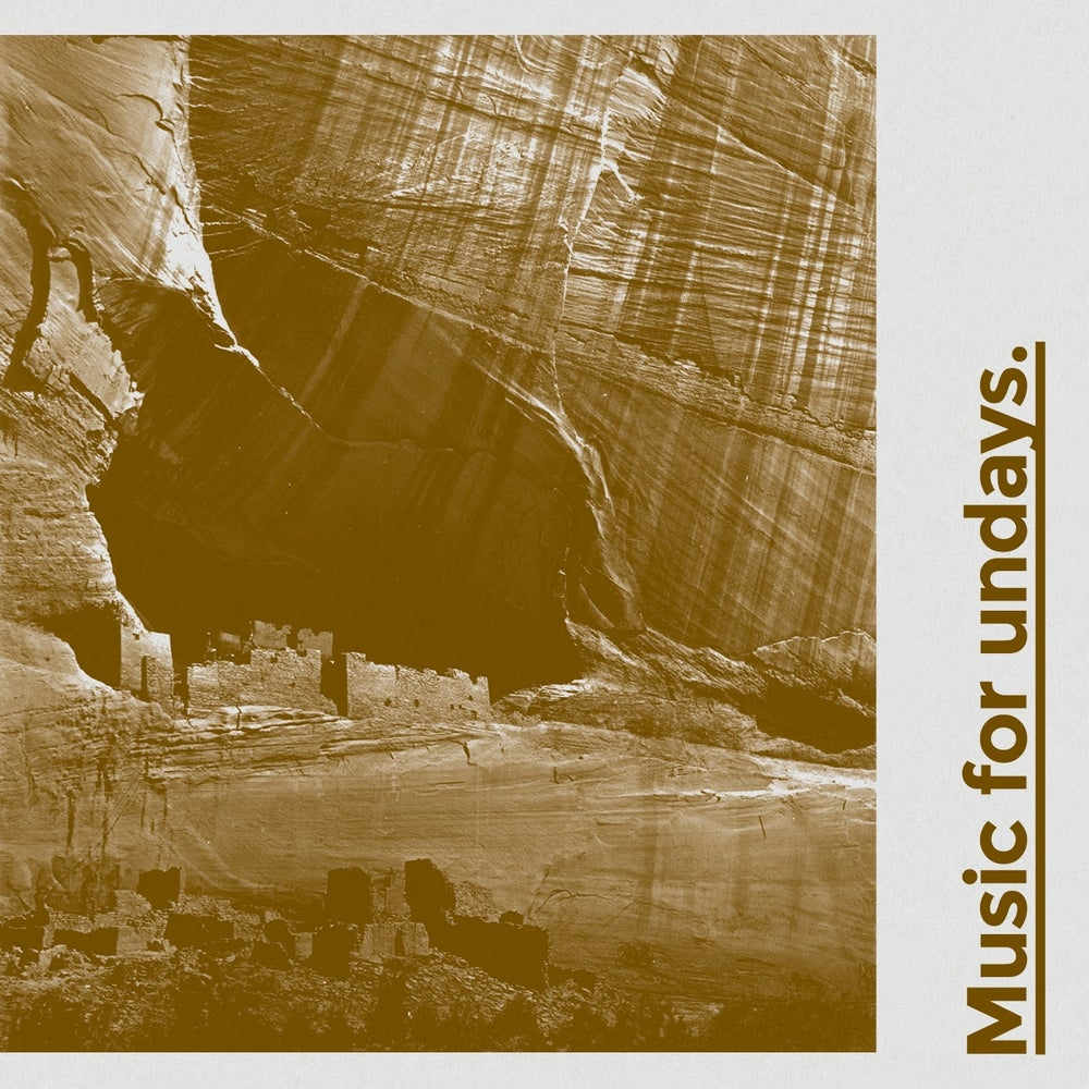 Image of Various Artists - Music For Undays (LP+CD)