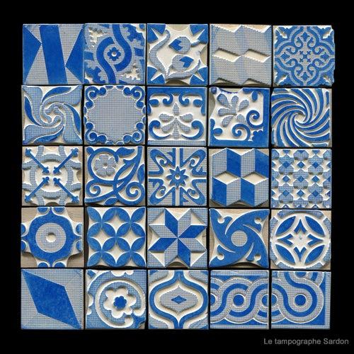 Image of Carreaux de ciment - Cement tiles