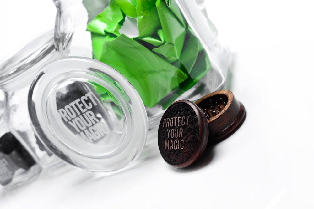 Image of PYM Magic Jar Set + Grinder