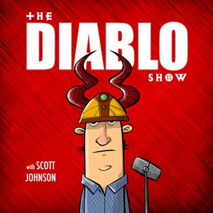 Image of The Diablo Show Loot Pinata