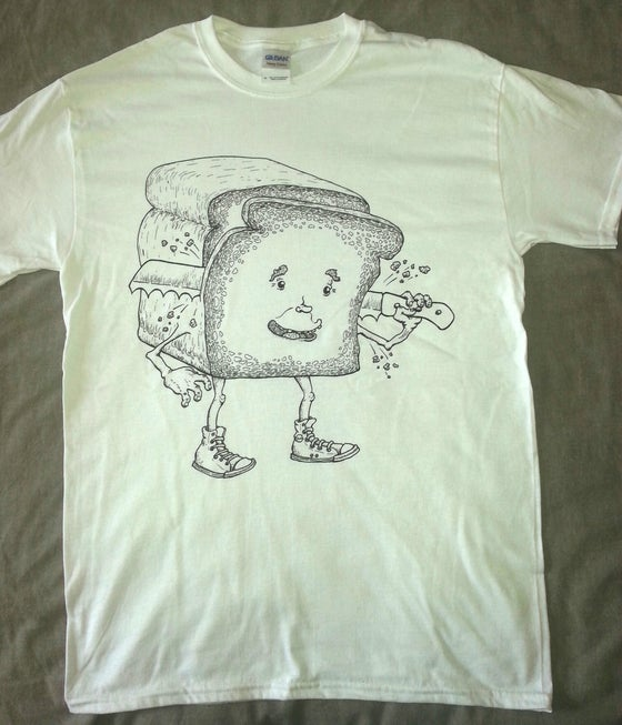 Image of Self-Slicing Bread Shirt - Free shipping to the UK!