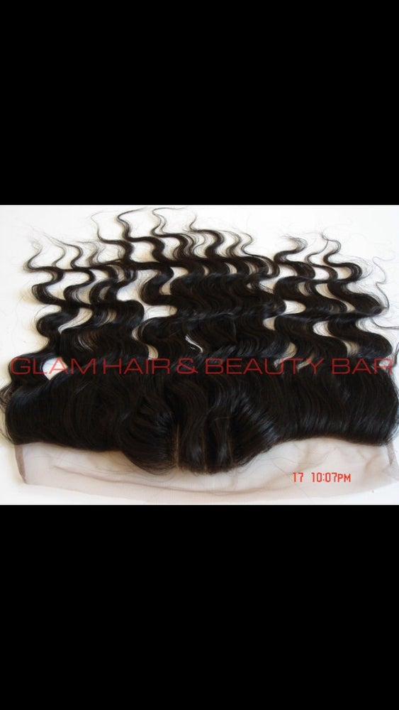 Image of 3 PART SILK BASE FRONTALS