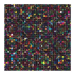 Image of Geometric Lines #5