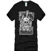 Image of Hate City Viking shirt