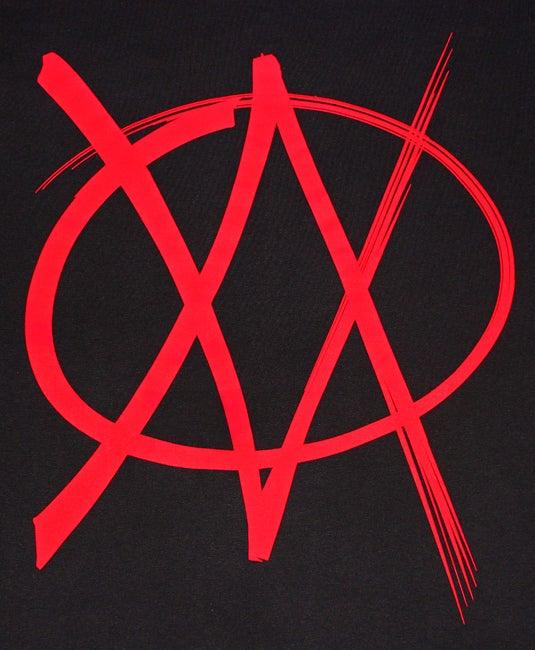 Image of WM Red/Black Tee Ltd.