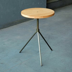 Image of tripod side table  #0044