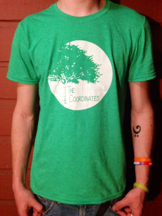 Image of Tree Tee (Green)