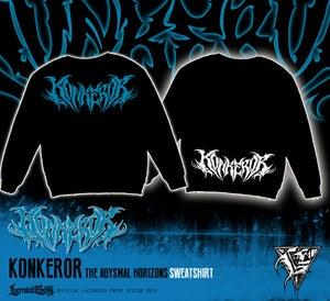 Image of KONKEROR - logo SWEAT SHIRT