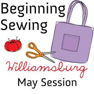 Image of Beginning Sewing - May