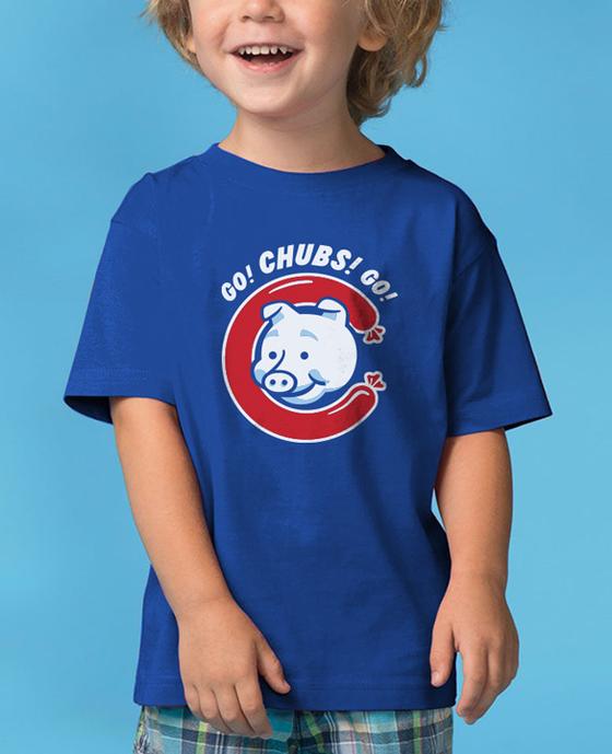 Image of CHUBS Toddler T-shirt