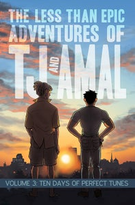 Image of TJ & Amal Volume 3 Graphic Novel - 70% OFF!