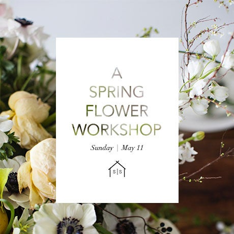 Image of May Flower Workshop