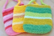 Image of CUSTOM ORDER: felted iphone purse