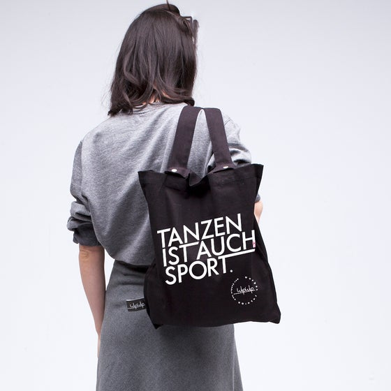 Image of  techno turn tasche redesign black