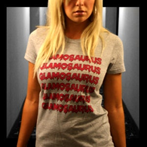 Image of HORROR GLAMOSAURUS (Heather)