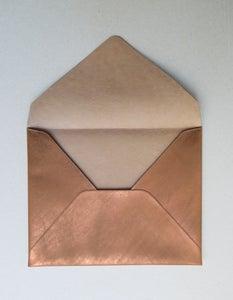 Image of ENVELOPE i-pad copper