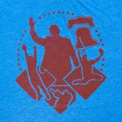 Image of The Ultimate Phils Shirt (Blue)