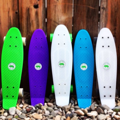 Image of Shady Skate Deck