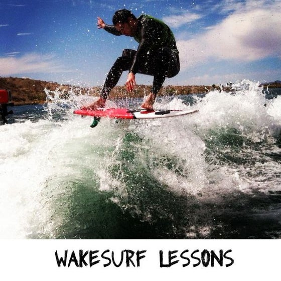 Image of Wakesurfing Lessons
