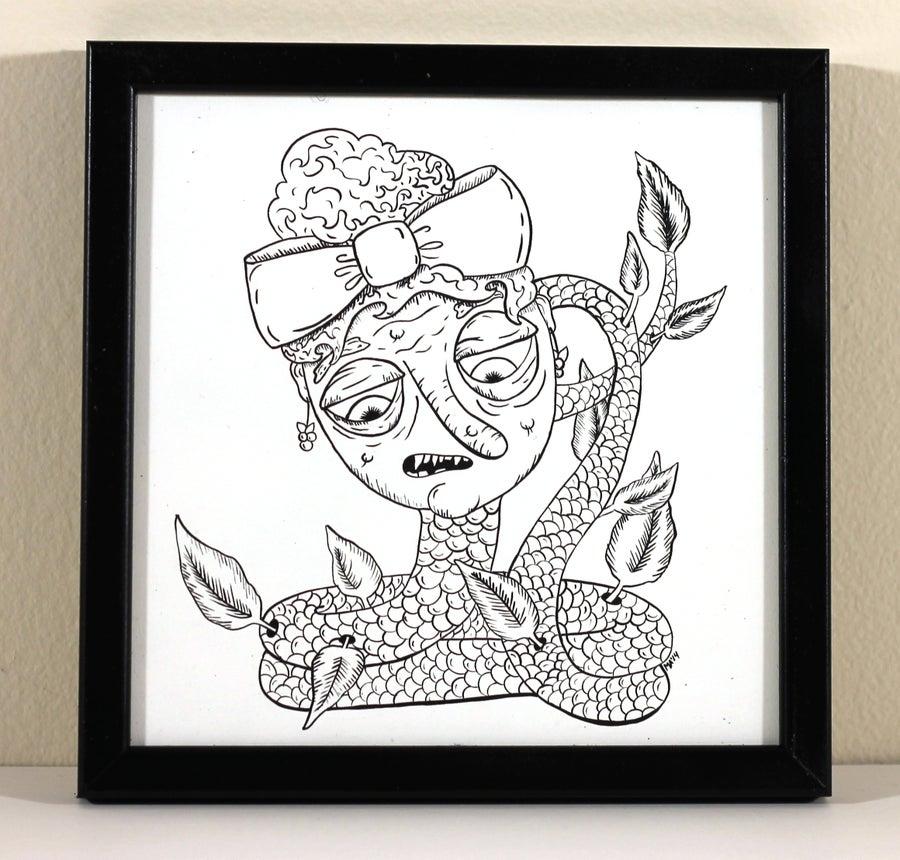 Image of Tree Snake Lady