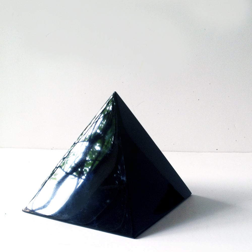 Image of OBSIDIAN PYRAMID / PORTAL TO TRUTH