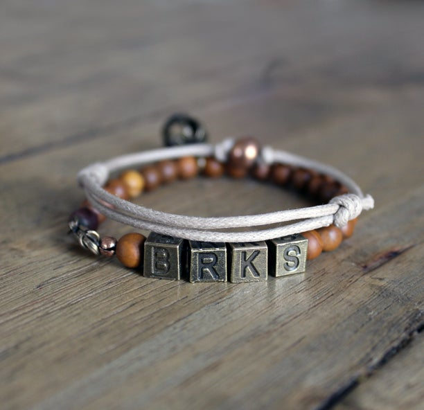 Image of The Lyric Charm Bracelet