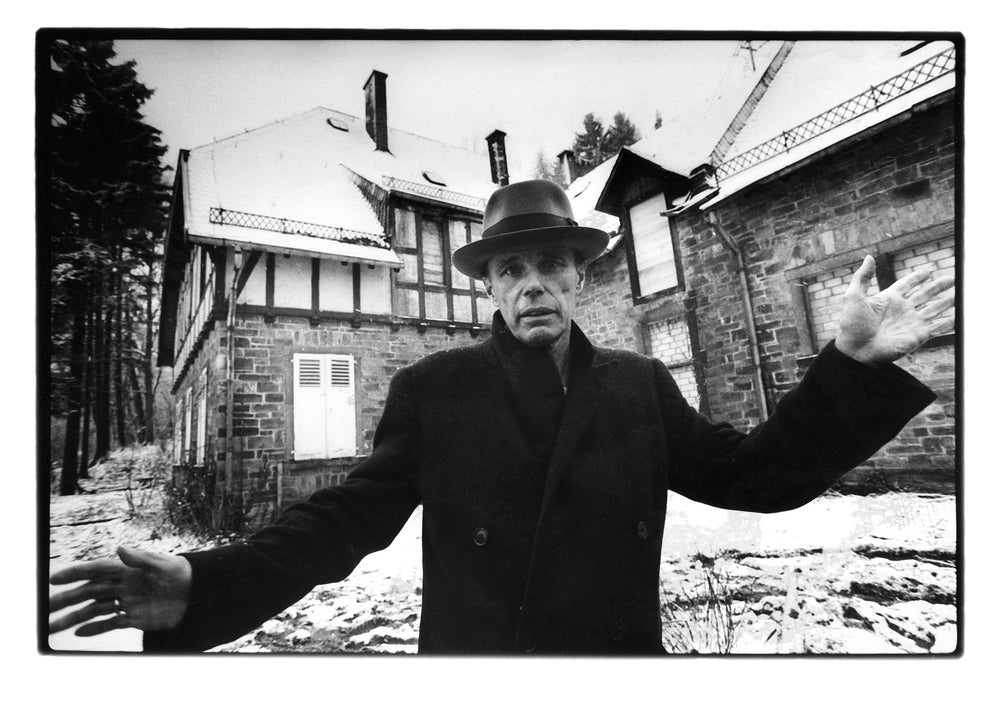 Image of Josef Beuys 1984