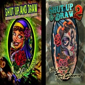 Image of Both Shut up and Draw DVDs Save $10