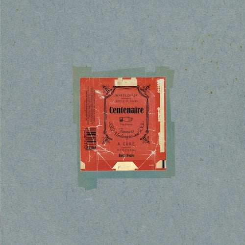 Image of Centenaire - The Enemy (vinyl)