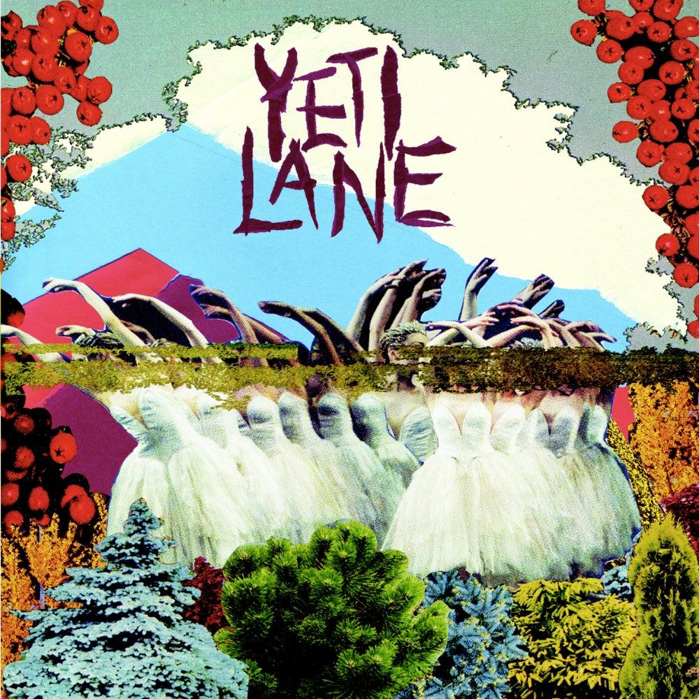 Image of Yeti Lane - Yeti Lane (vinyl)