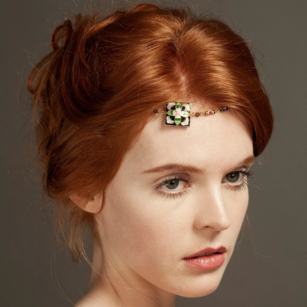 Image of VASSILISSA Bijou de tête/Hair Jewellery