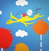 Image of Flying Guy - Dr Seuss Character