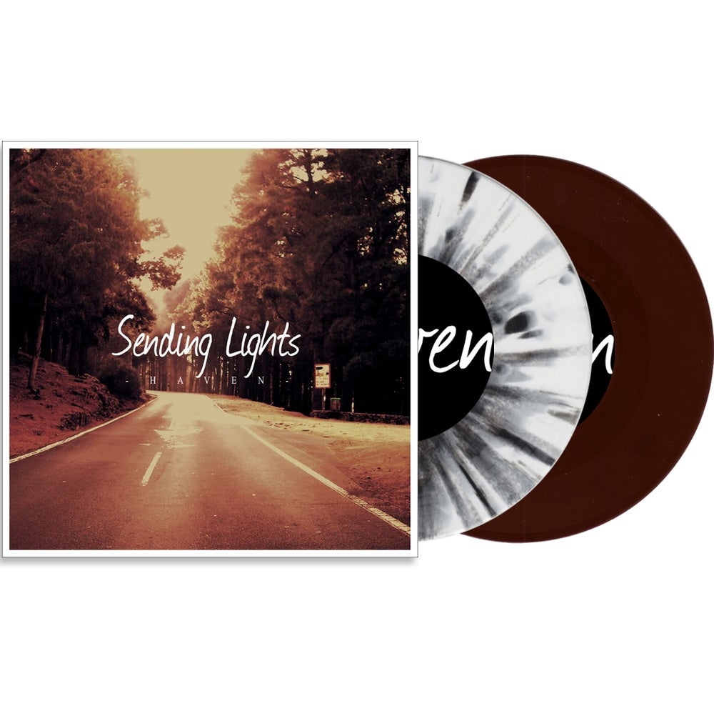 Image of SENDING LIGHTS - HAVEN 7""