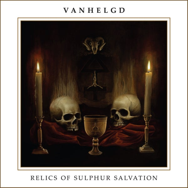 "Image of VANHELGD ""Relics Of Sulphur Salvation"" CD"