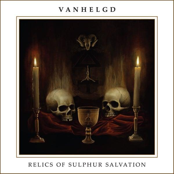 "Image of VANHELGD ""Relics Of Sulphur Salvation"" CD"