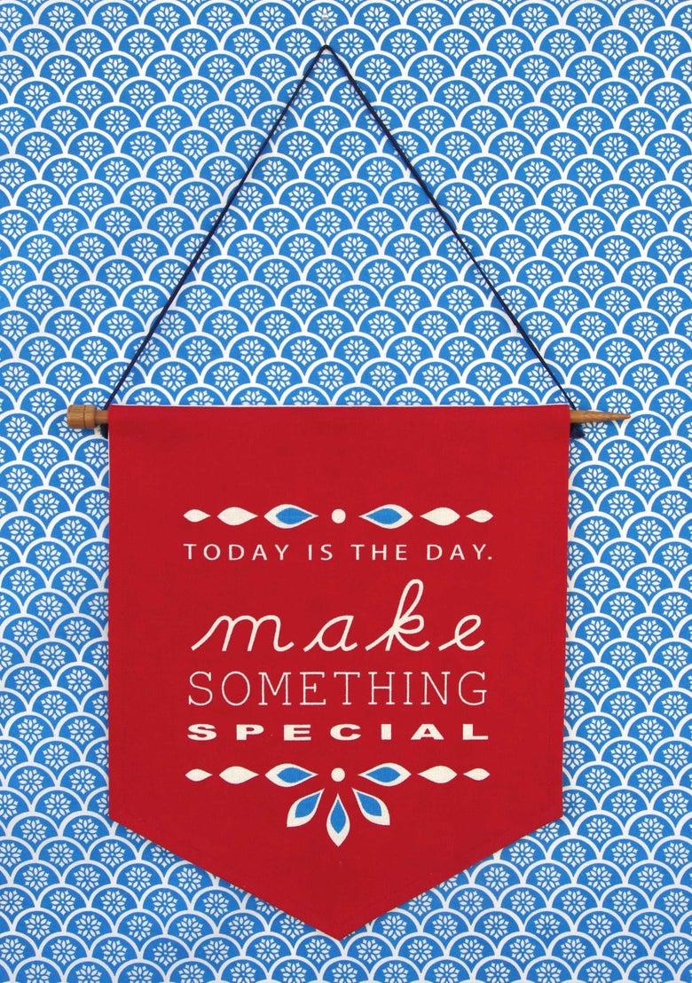 Image of Make Something Banner